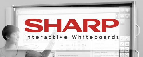 Sharp Interactive Whiteboards Perth